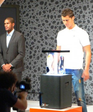 International Presentation NIKE CR7 Boots