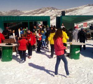 San Miguel Estacions esquí