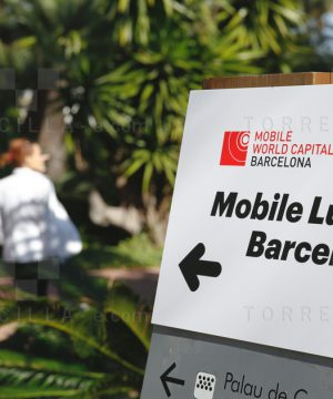 Mobile World Capital Barcelona Lunch 2017