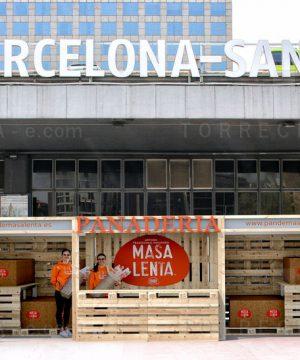 Puratos de Barcelona