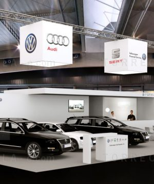 Volkswagen Professional Vehicle Show